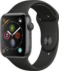 Apple iWatch 4 with music and gps
