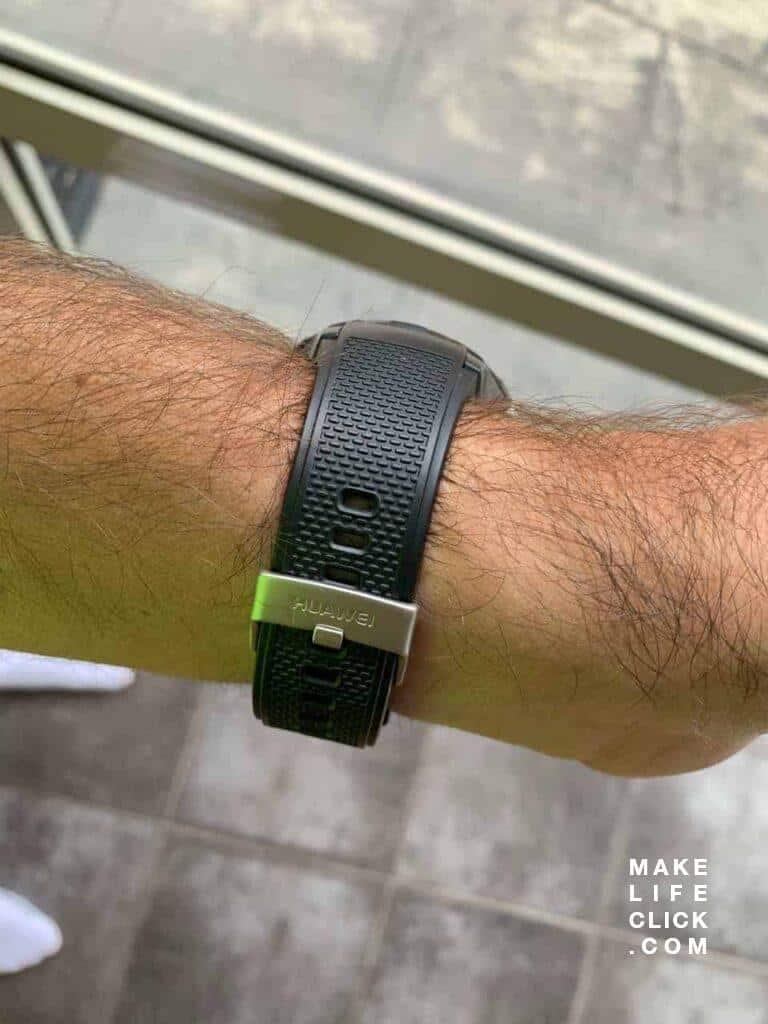 Huawei Watch 2 Sport LTE Strap View