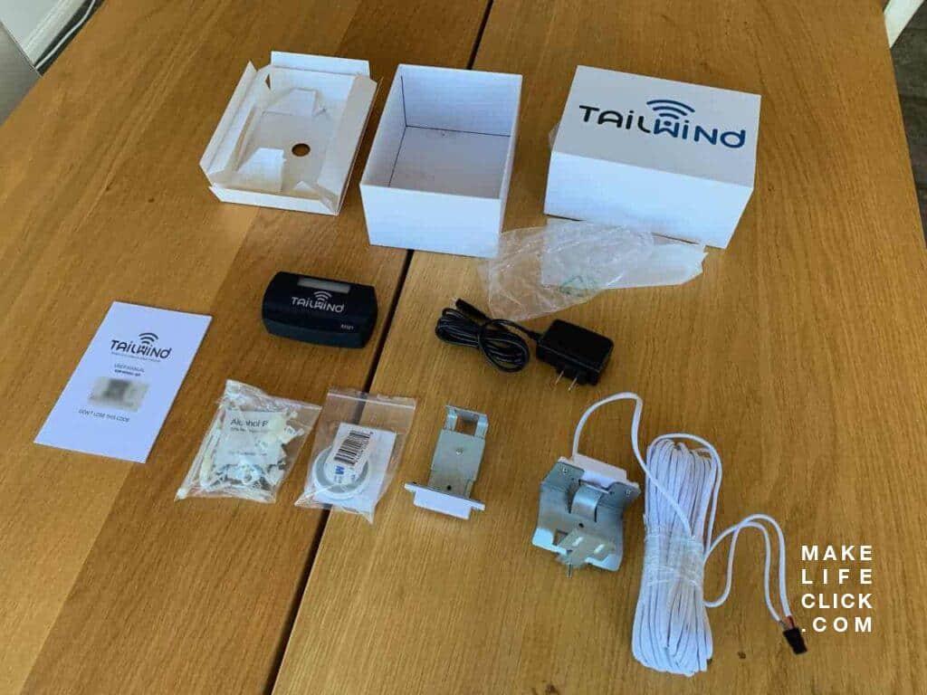Tailwind Garage door accessories
