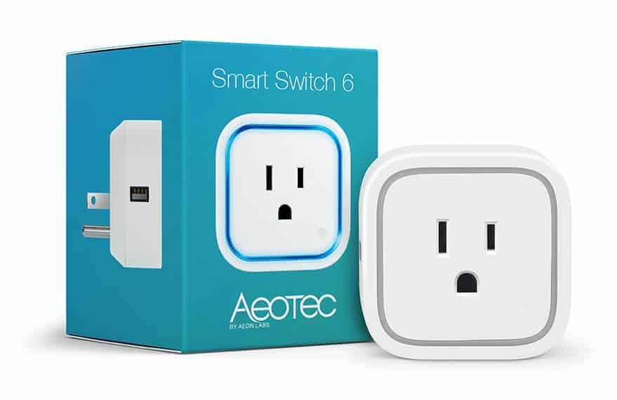 Aeotec Smart Switch 6 Plug Review