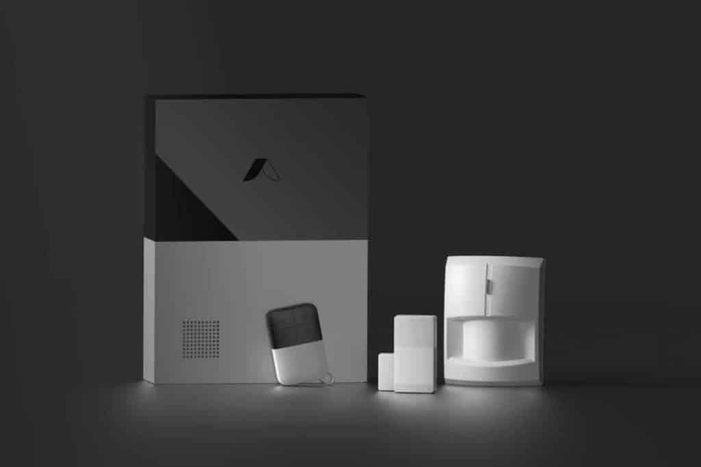 Abode Security System Start Kit