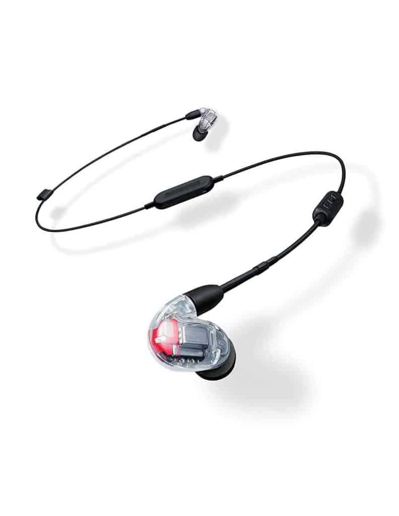 Shre SE846-CL with BT1 Bluetooth Cable