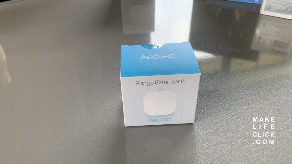 Aeotec Z-Wave Range Extender 6 Review