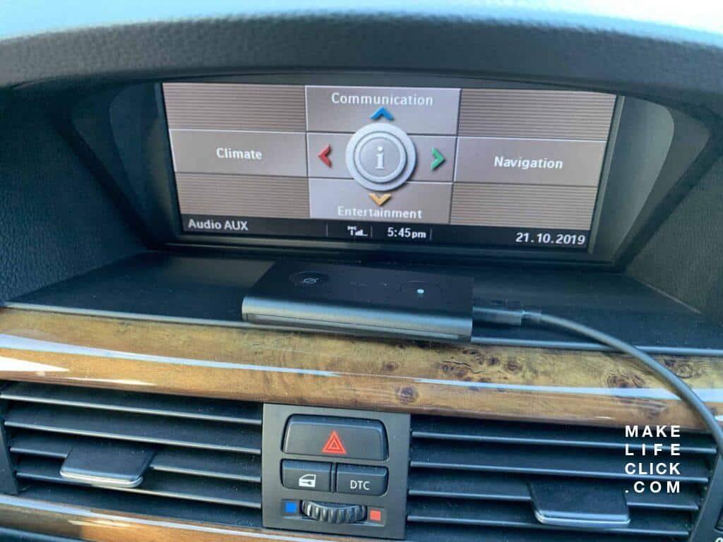 echo auto in car