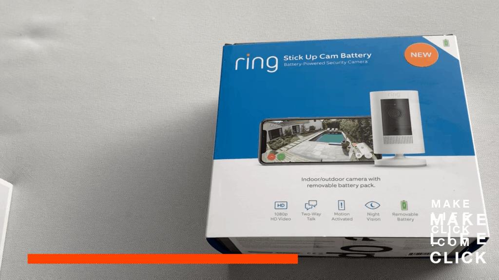 New Ring Stick Up Camera Solar Panel