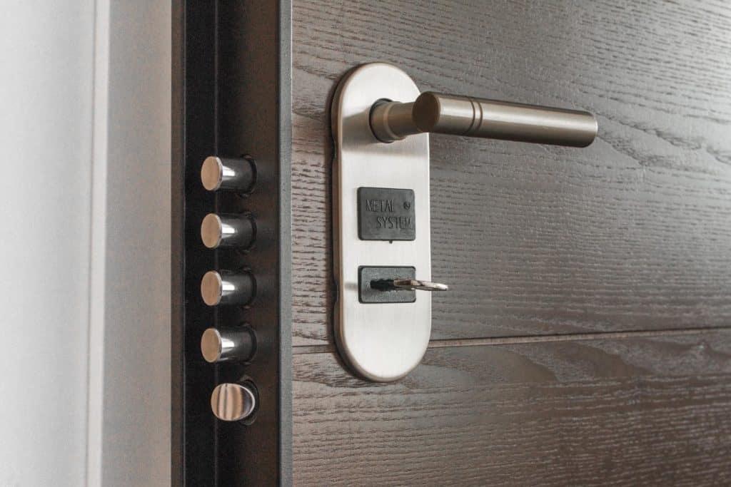Z-Wave Door lock device