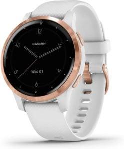 Garmin Vivoactive 4s Smartwatch with Offline Music and Pulse ox