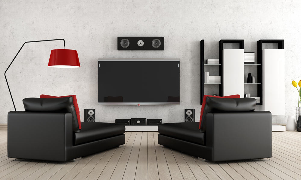 Soundbar vs Surround Sound