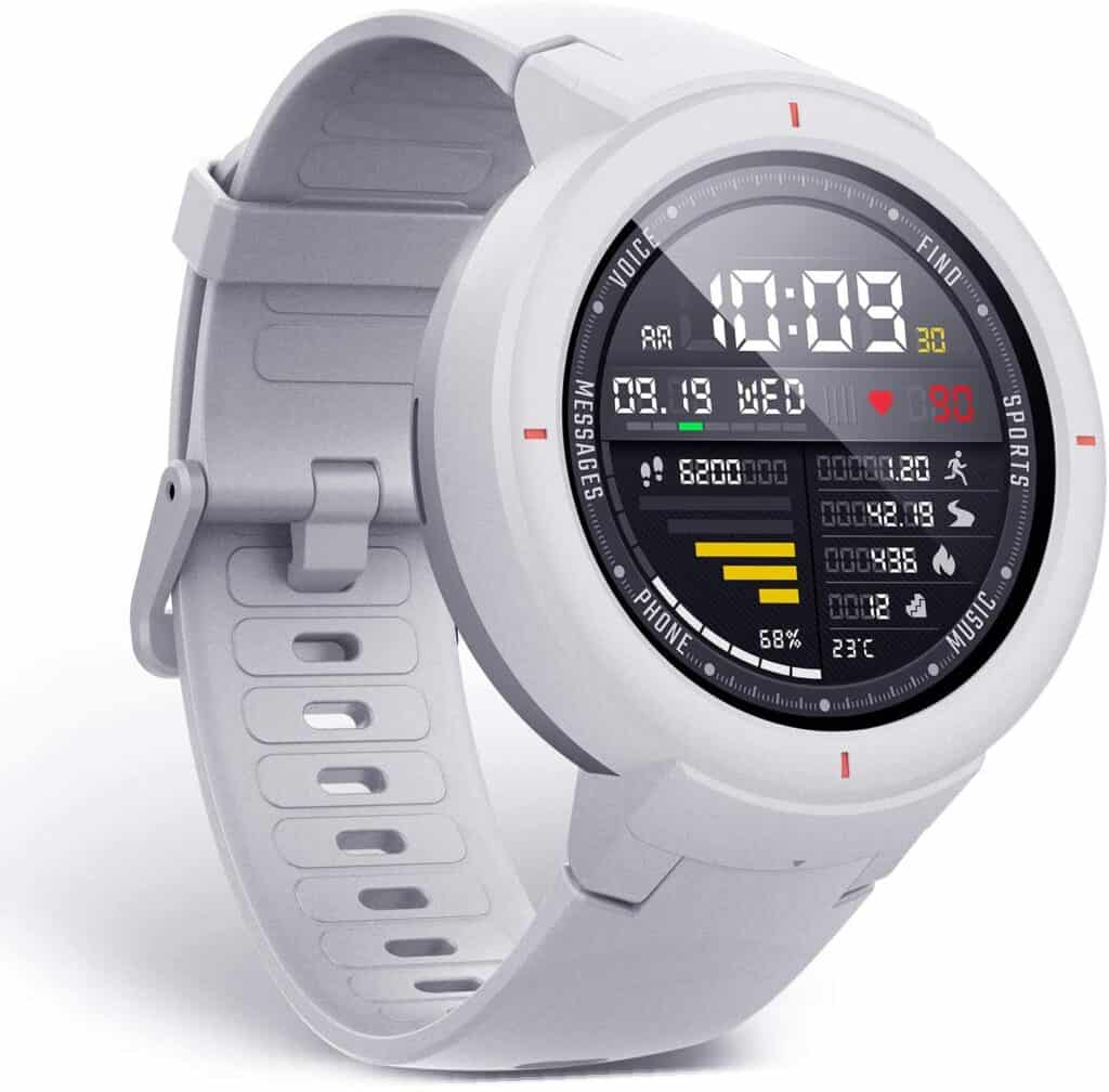 Amazfit Verge Smartwatch with Alexa Built in