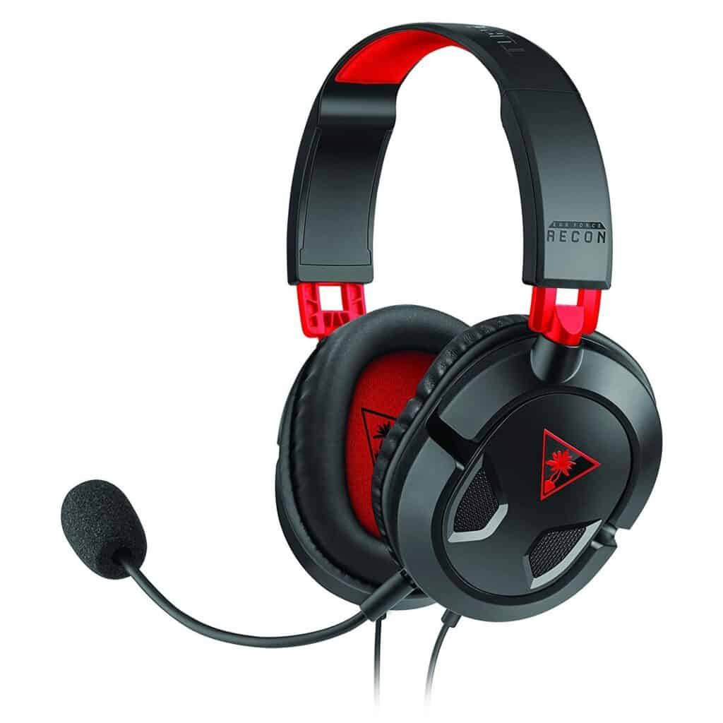 Turtle Beach Ear Force Recon 50 Headphones