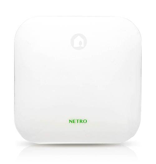 Netro Sprite Smart Sprinkler upright on a white background