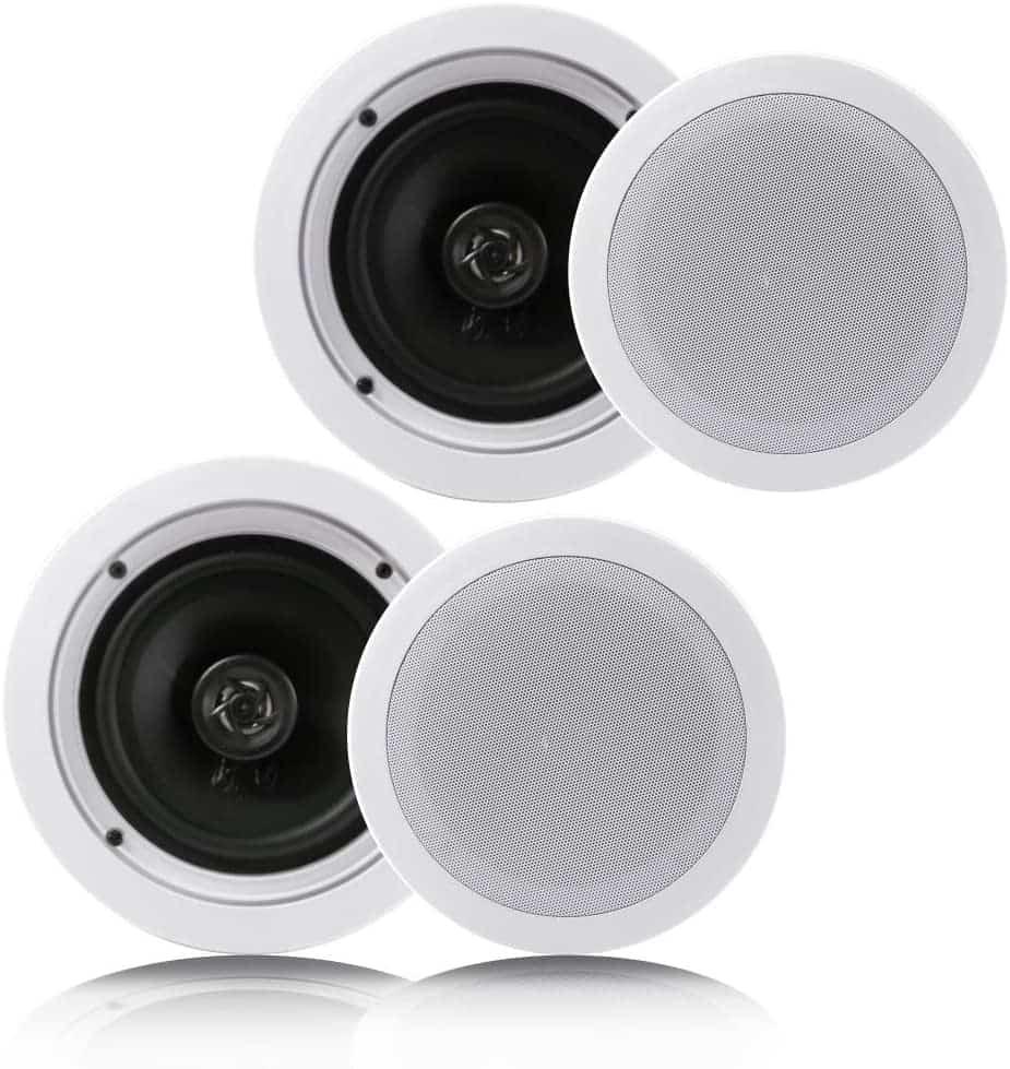 Pyle PDIC1661RD Ceiling Speaker